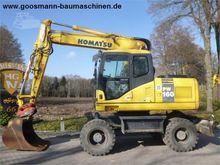 2006 KOMATSU PW160-7