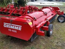 2013 GRIMME KS4500