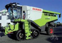 2014 CLAAS LEXION 760TT