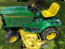 Used John Deere 425