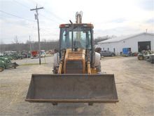 2001 New Holland 555E