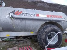 2008 Agrimat CHE 100 Liquid man