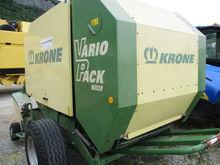 2005 Krone Vario pack 1500 Roun