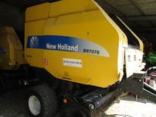 2009 New Holland BR 7070 PC Rou