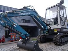 2014 Messersi M28 Mini digger