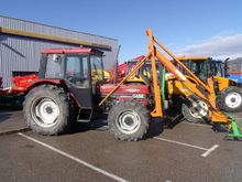 1988 Case IH 845 Farm Tractors