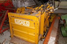 1990 Lucas 1301 Silage Feeder