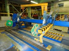 "150"" VOITH SULZER ROLL WRAPPER"