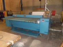 "84"" ROSENTHAL SHEETER MDL. WAS-"