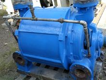 NASH CL2001 VACUUM PUMP 2000 CF