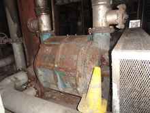 NASH CL3001 VACUUM PUMP 3000 CF