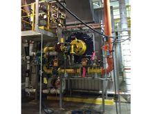 2700 HP INDEK WATERTUBE BOILER