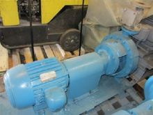 GOULDS CENTRIFUGAL PUMP MODEL 3