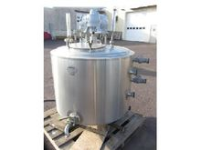 100 GAL GIRTON PW-100 S/S SWEEP