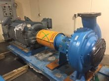 500 HP SIEMENS VACUUM PUMP WITH