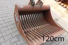 Andere Sieblöffel 120cm