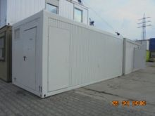 Andere Sanitärcontainer WC Cont