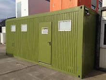 Andere Sanitärcontainer S3 Cont