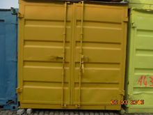 Andere 10 Fuß Materialcontainer