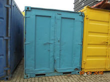 Andere 2,50m Materialcontainer