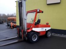 Used Linde H70D in L