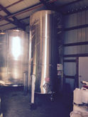 Stainless Steel 2500 Gallon and