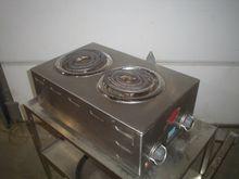 Wells Dual Burner Hot Plates Mo