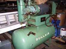 Sulliar Model 10-B 25AC 25 HP S