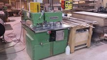Veneer equipment - Kuper FWL 12