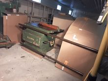 Saw - Sliding Table - Elsinor -