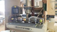 2007 Dowel Machine - CNC - Accu