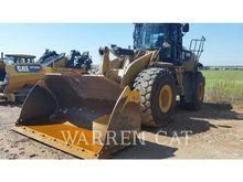 2012 Caterpillar 966K CU2484509
