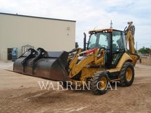 2012 Caterpillar 420FIT CU42357