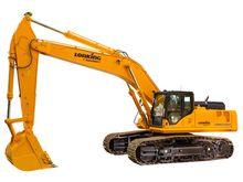 Lonking CDM6485 48 Ton Crawler