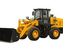 Lonking CDM835N 3.0 Yard Wheel