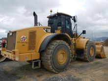 2012 Caterpillar 980H Wheel Loa