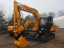 LiuGong CLG908 Mini Excavator 8