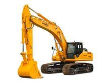 Lonking CDM6365E 34 Ton Crawler