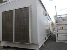 Generator Set - 2011 MTU DB2500