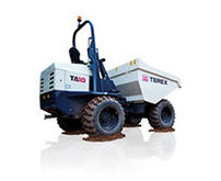 Terex TA10 Site Dumper 10 Metri