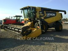2010 LEXION COMBINE 570R GT1058