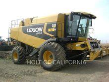 2010 LEXION COMBINE 570R G11074