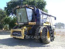 2012 LEXION COMBINE 740    GR11