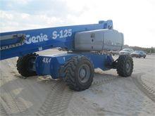 Used 2002 GENIE S125