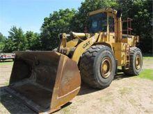 1990 Caterpillar 966E Wheeled L