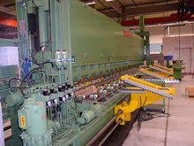 CNC Wing Edge Bending Machine H