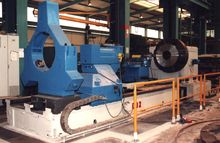 1992 Facing Lathe WMW ZERBST