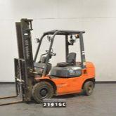2006 TOYOTA 62-7FDF25 Forklift