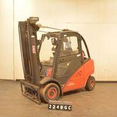 2008 LINDE H30T Forklift trucks