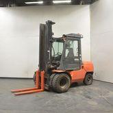 2007 TOYOTA 42-7FDA50 Forklift
